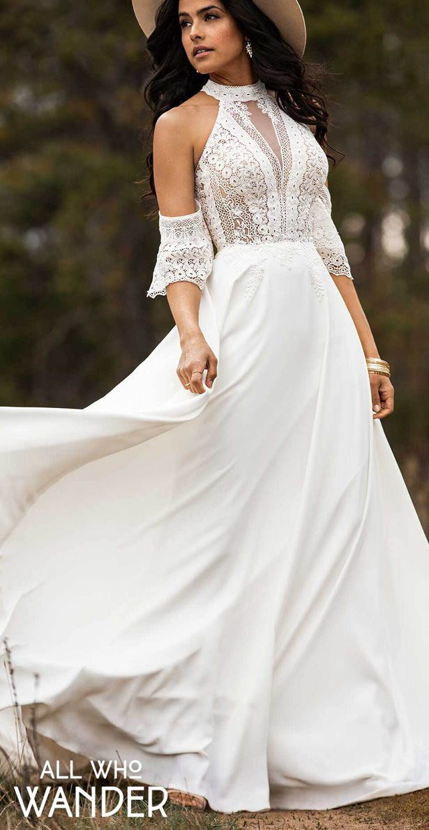 Wedding Dresses by All Who Wander - June