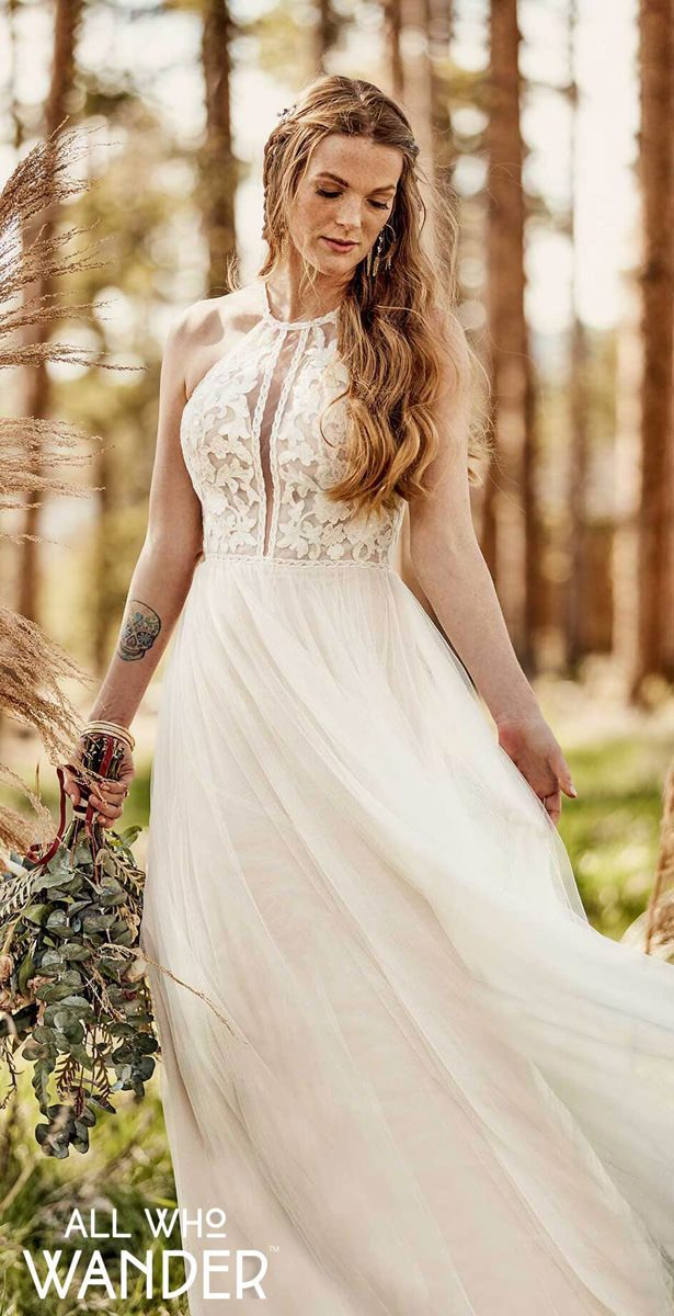 Wedding Dresses by All Who Wander - Nova