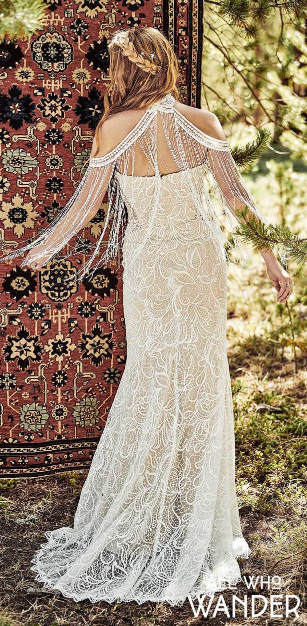 Wedding Dresses by All Who Wander - Piper