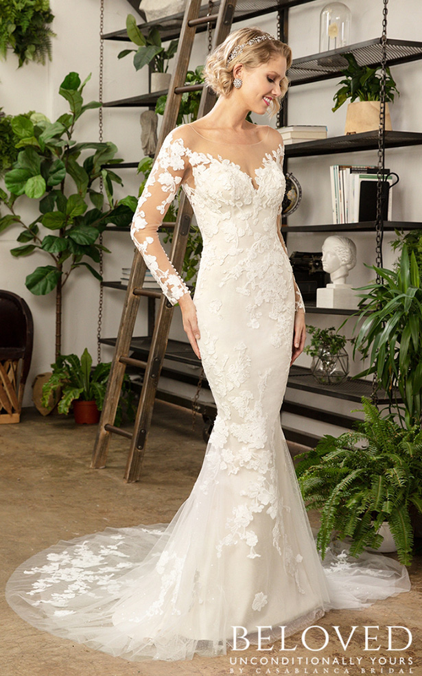 Beloved by Casablanca Bridal Wedding Dresses