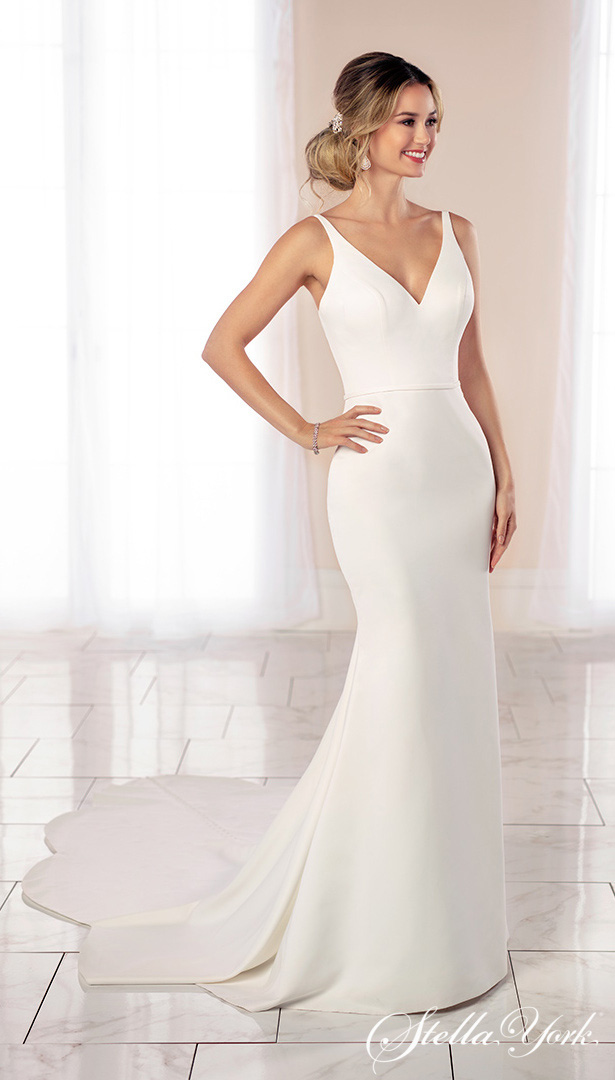 Stella York 2020 Wedding Dresses - 7069