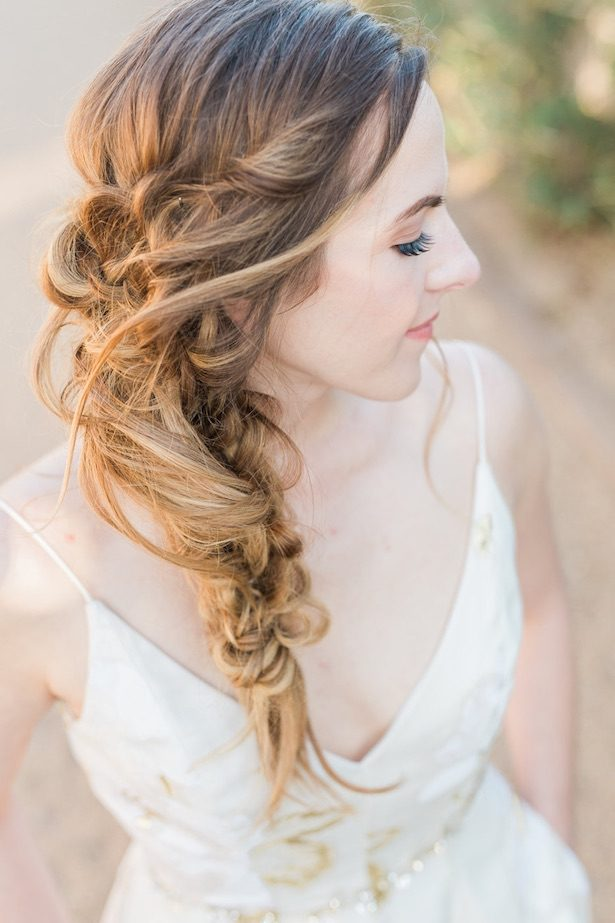 Wedding Hair-  Jennifer Markle Photography