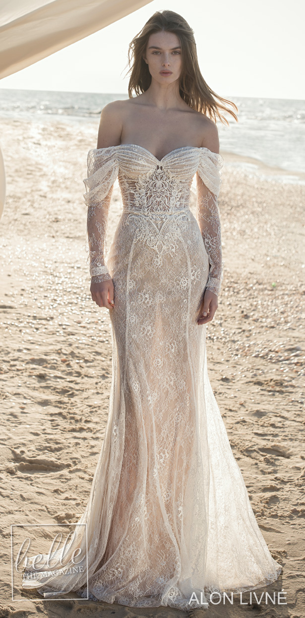 Alon Livne Wedding Dresses Fall 2020 - ELENA