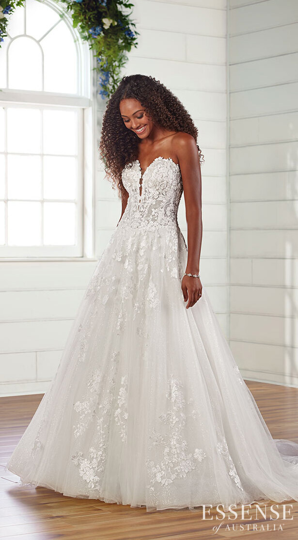 Essense of Australia Wedding Dresses Spring 2020 - D2848