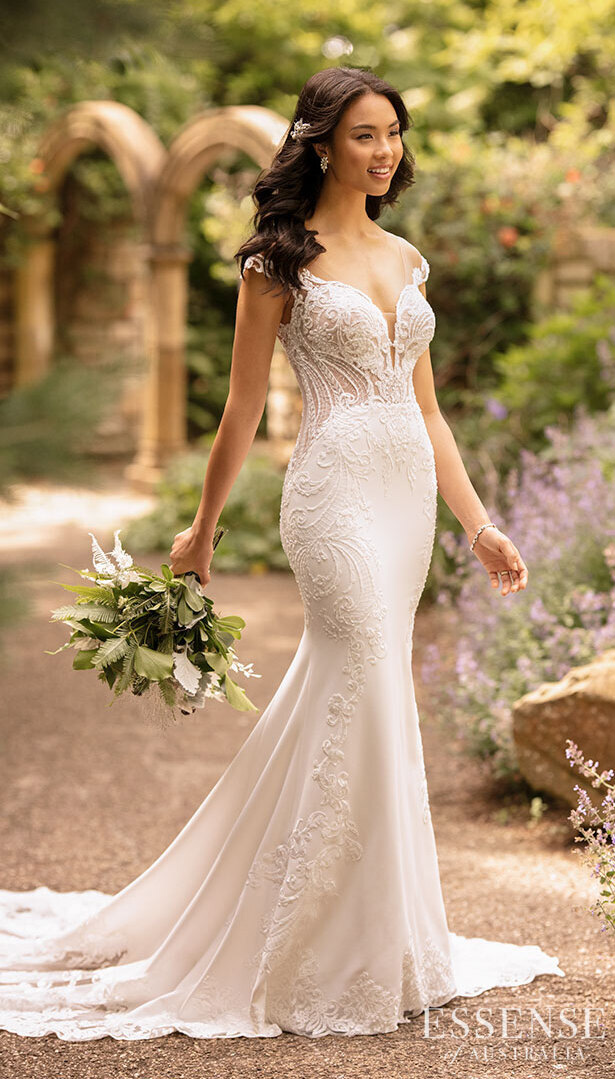 Essense of Australia Wedding Dresses Spring 2020 - D2849