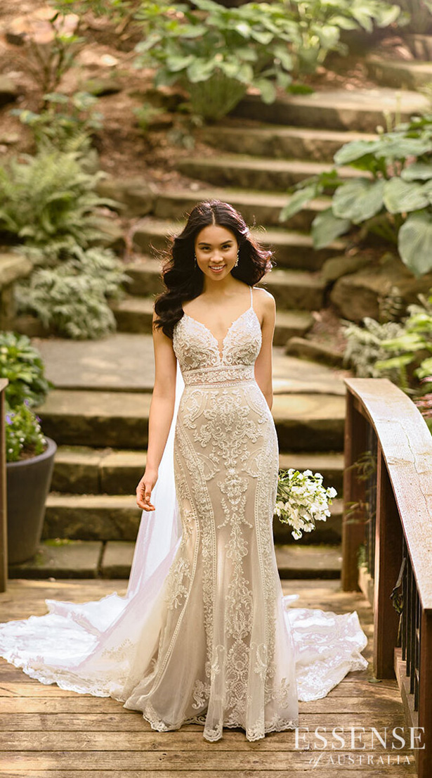 Essense of Australia Wedding Dresses Spring 2020 - D2887
