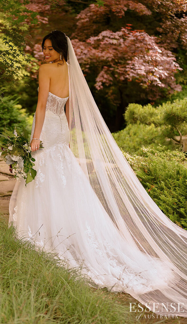 Essense of Australia Wedding Dresses Spring 2020 - D2888