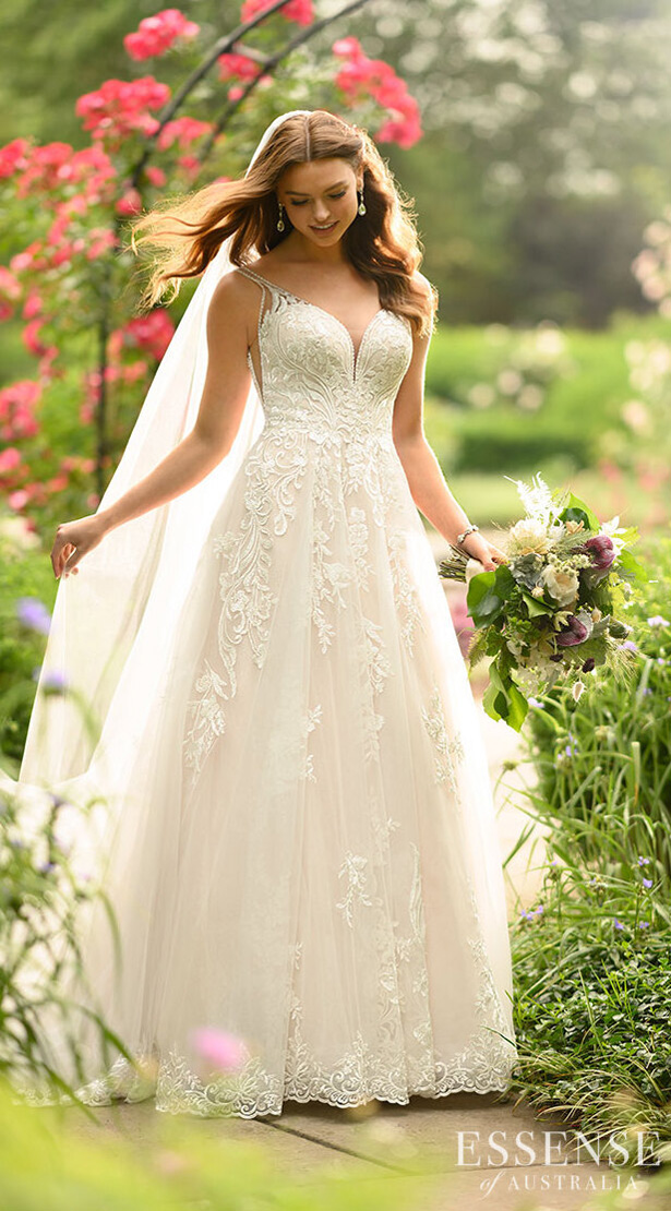Essense of Australia Wedding Dresses Spring 2020 - D2905