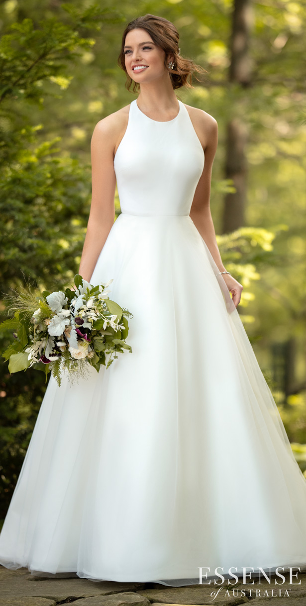Essense of Australia Wedding Dresses Spring 2020 - D2987