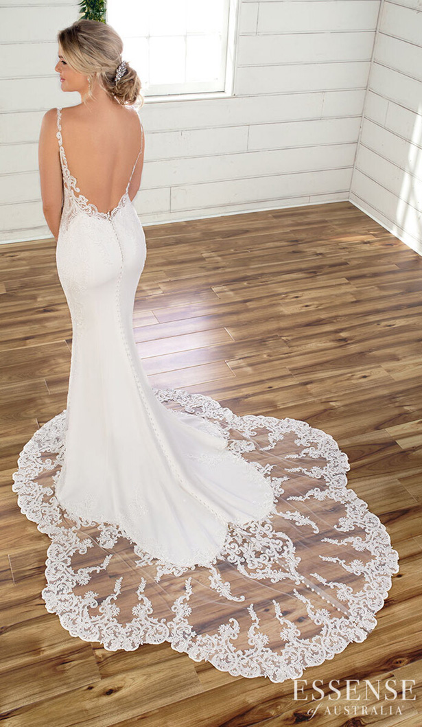 Essense of Australia Wedding Dresses Spring 2020 - D2993