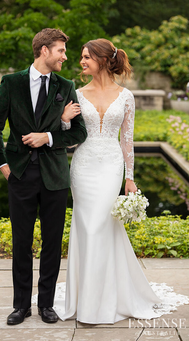 Essense of Australia Wedding Dresses Spring 2020 - D3029