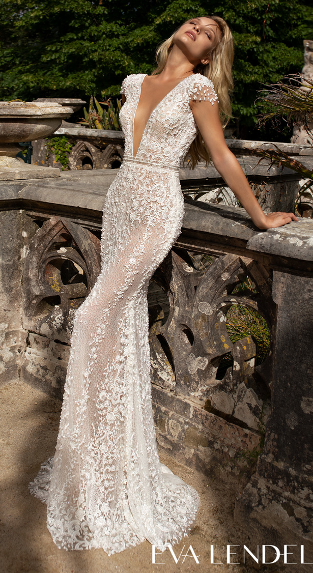 Eva Lendel Wedding Dresses 2020 - Flame