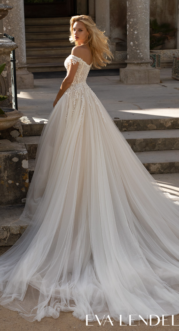 Eva Lendel Wedding Dresses 2020 - Jolie