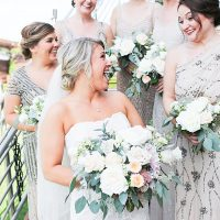 Neutral bridesmaid dresses - Soul Creations Photography