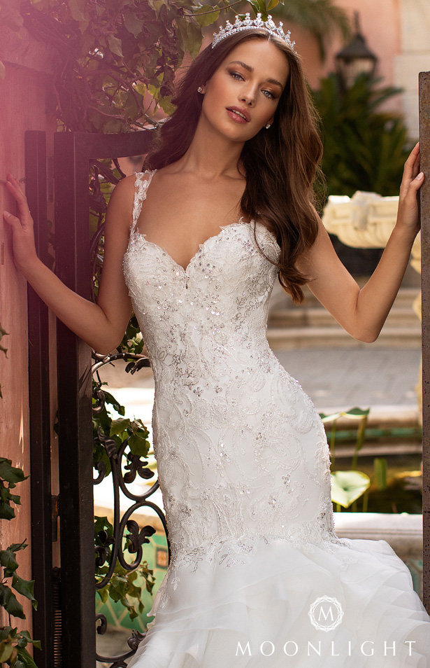 Moonlight Couture Wedding Dresses 2020 - H1424