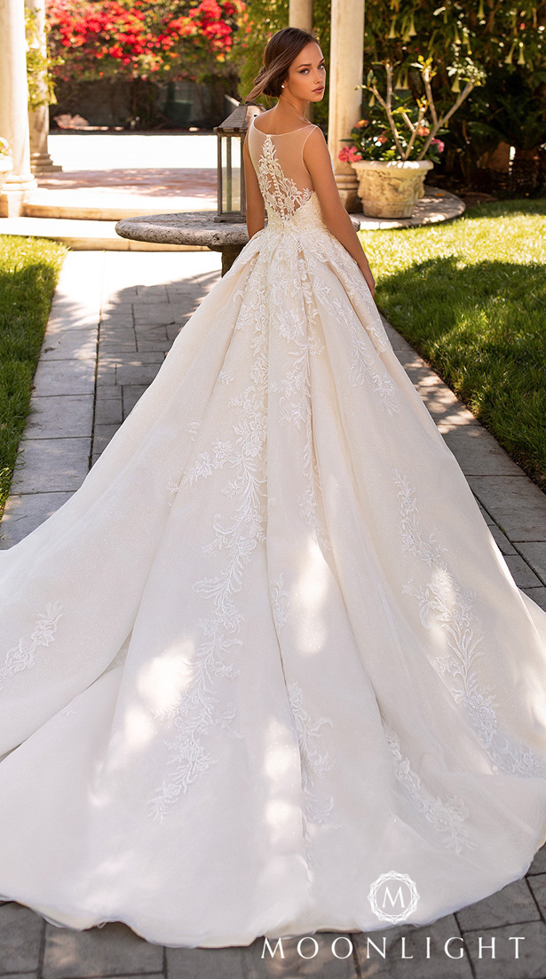 Moonlight Couture Wedding Dresses 2020 - H1425