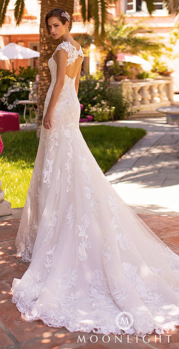 Moonlight Couture Wedding Dresses 2020 - H1427