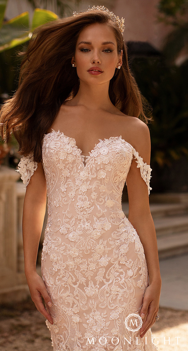 Moonlight Couture Wedding Dresses 2020 - H1430