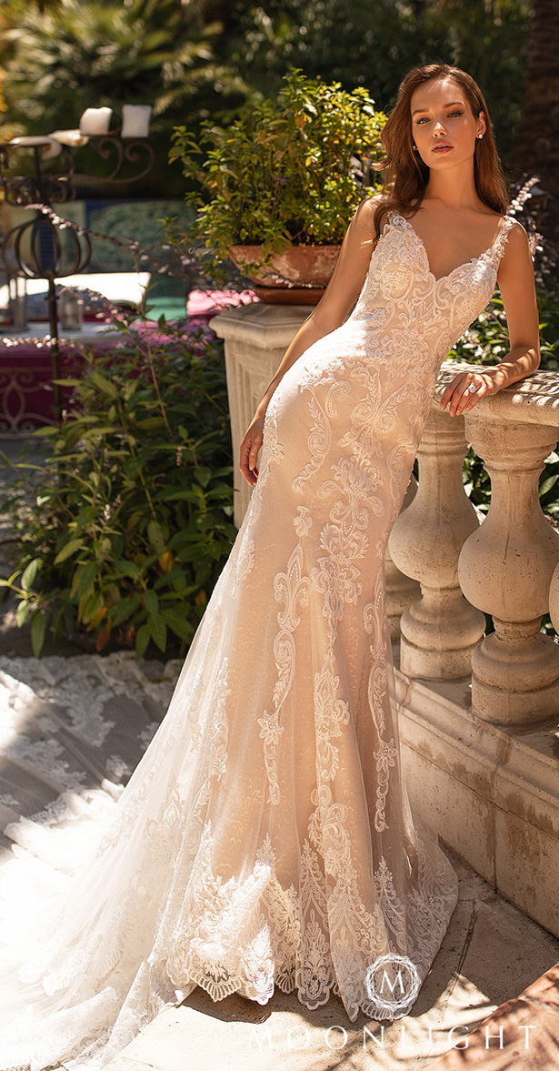 Moonlight Couture Wedding Dresses 2020 - H1431