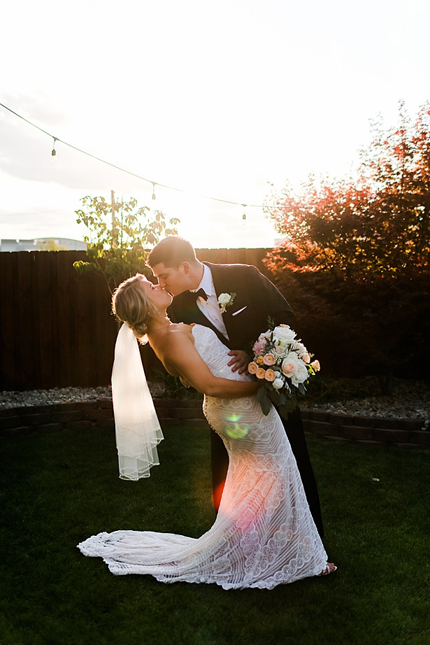 Romantic photo Luxe Modern Wedding - Soul Creations Photography