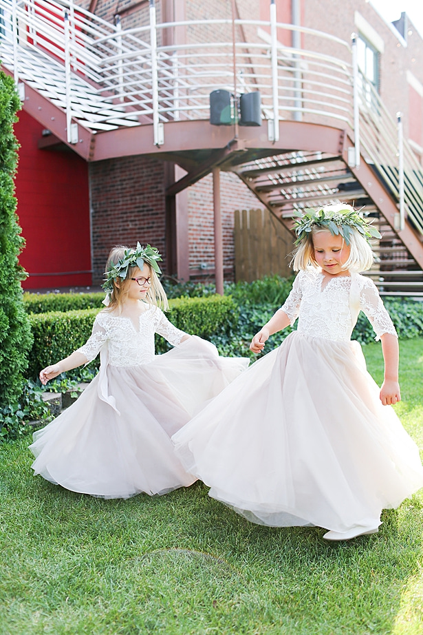 Flower girls - Soul Creations Photography