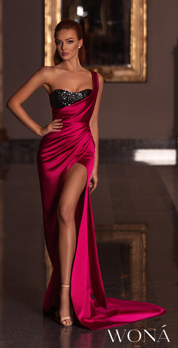 Wona 2020 evening dress - 20102