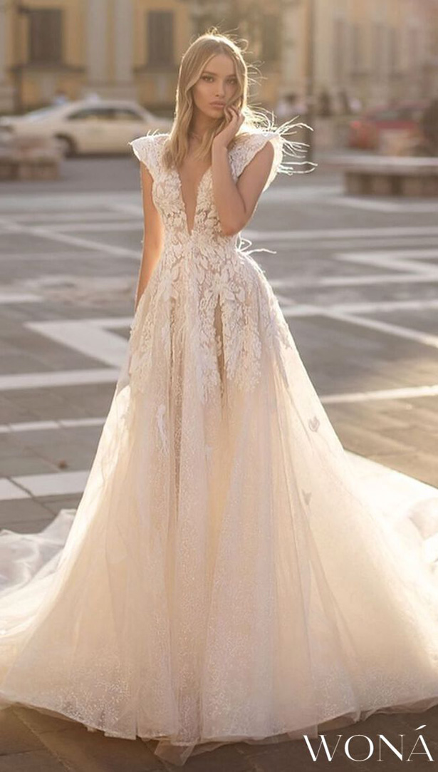 Wona Wedding dress 2020 - Crystal