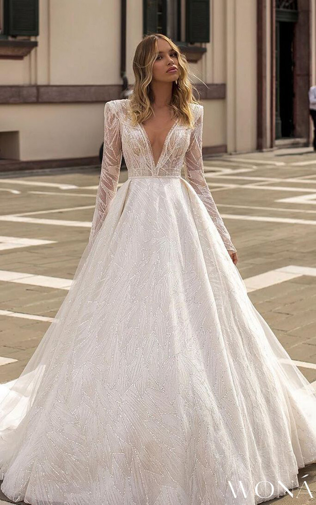 Wona Wedding dress 2020 - Diamond