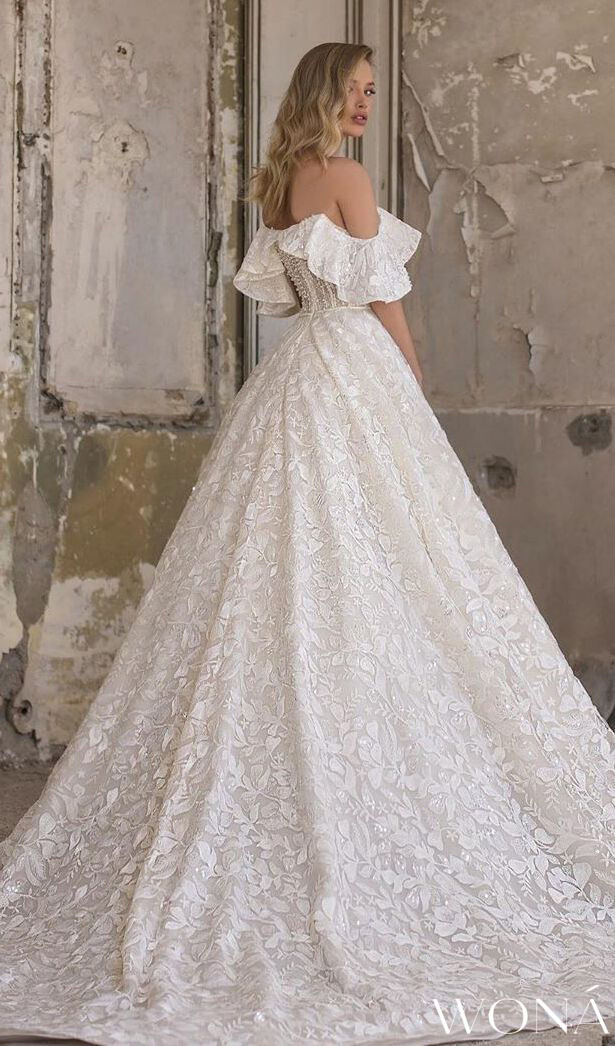Wona Wedding dress 2020 - Isabella