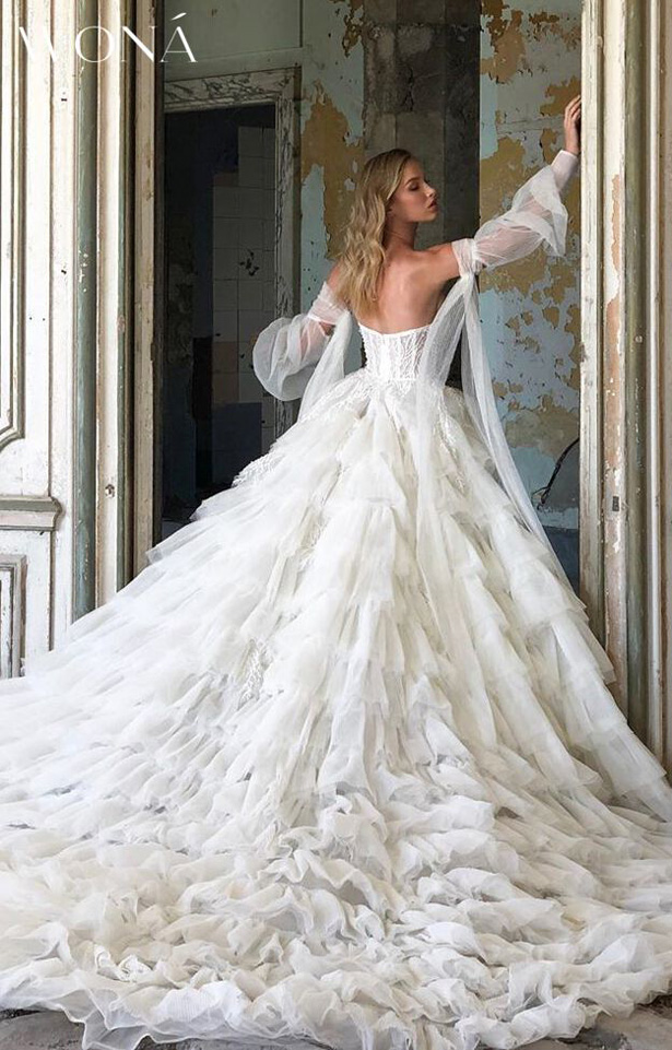 Wona Wedding dress 2020 - Victory