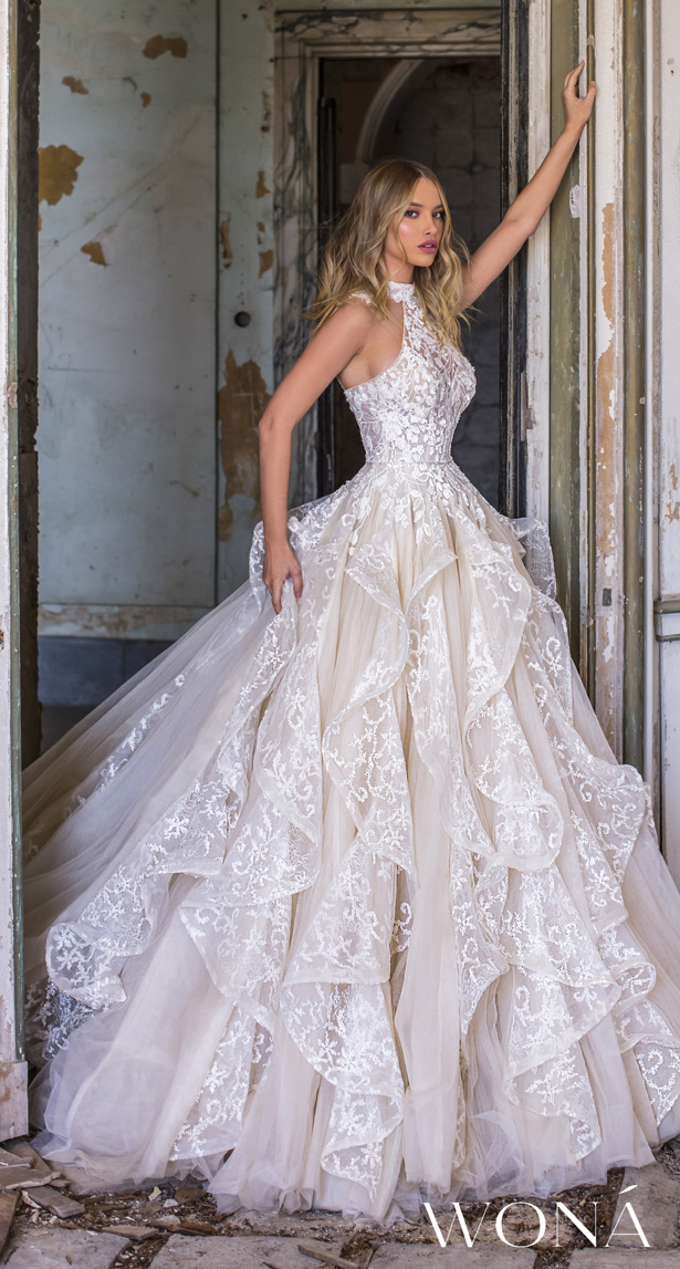 WONÁ Wedding Dresses and Evening Gowns 2020 - Belle The ...