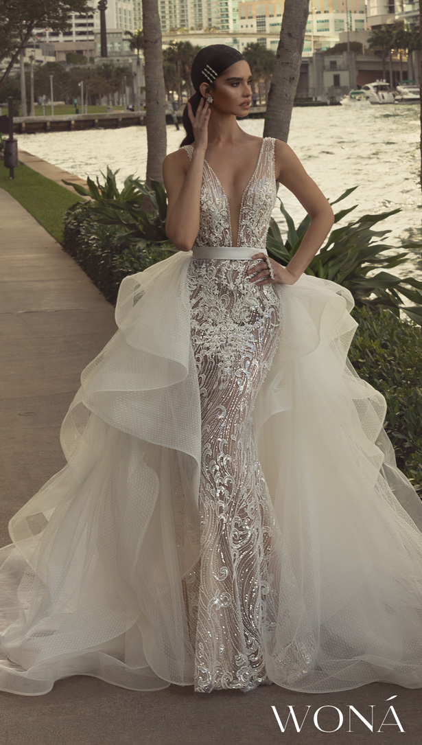 Wona Wedding dress - Avrora