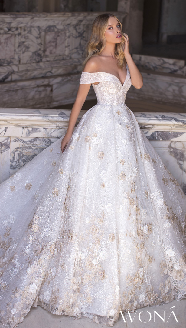 Wona Wedding dress - Cristine