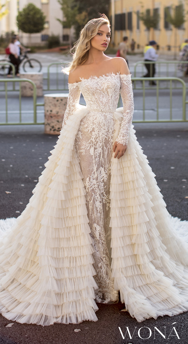 Wona Wedding dress - Helena