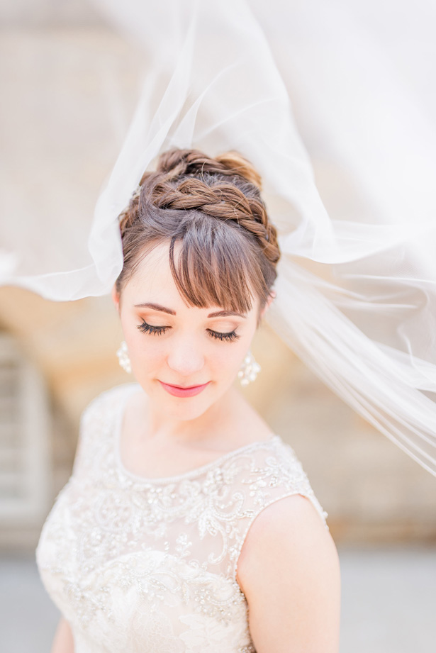 Sophisticated Bride -Photo by Stephanie Kase Photography