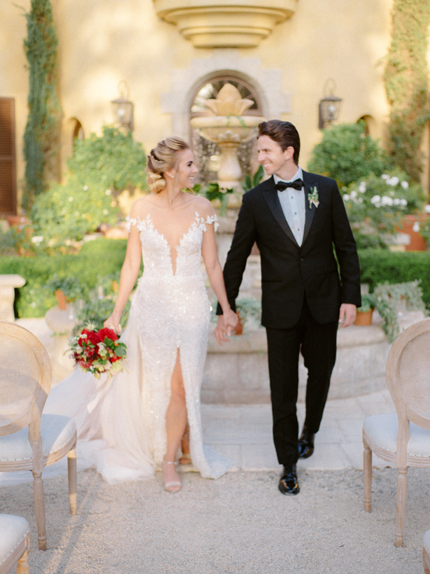 Moody and Regal Wedding Inspiration