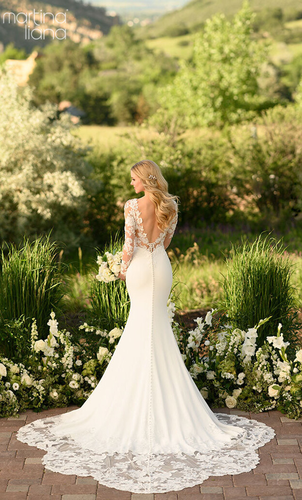 Martina Liana Spring 2020 Wedding Dresses - 1158