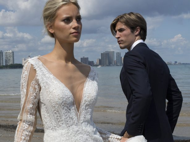 Stunning Wedding Dresses by Yaniv Persy