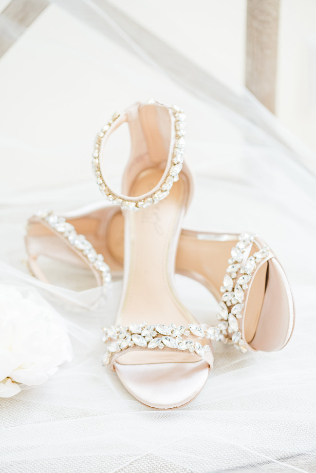 Wedding Shoes -Photo by Stephanie Kase Photography