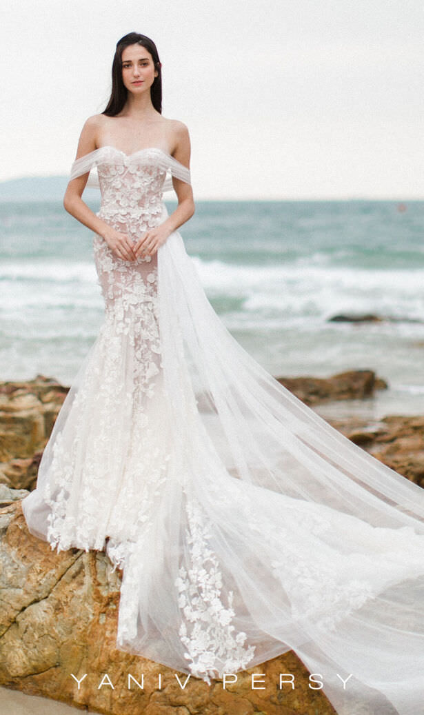 Yaniv Persy Wedding Dress