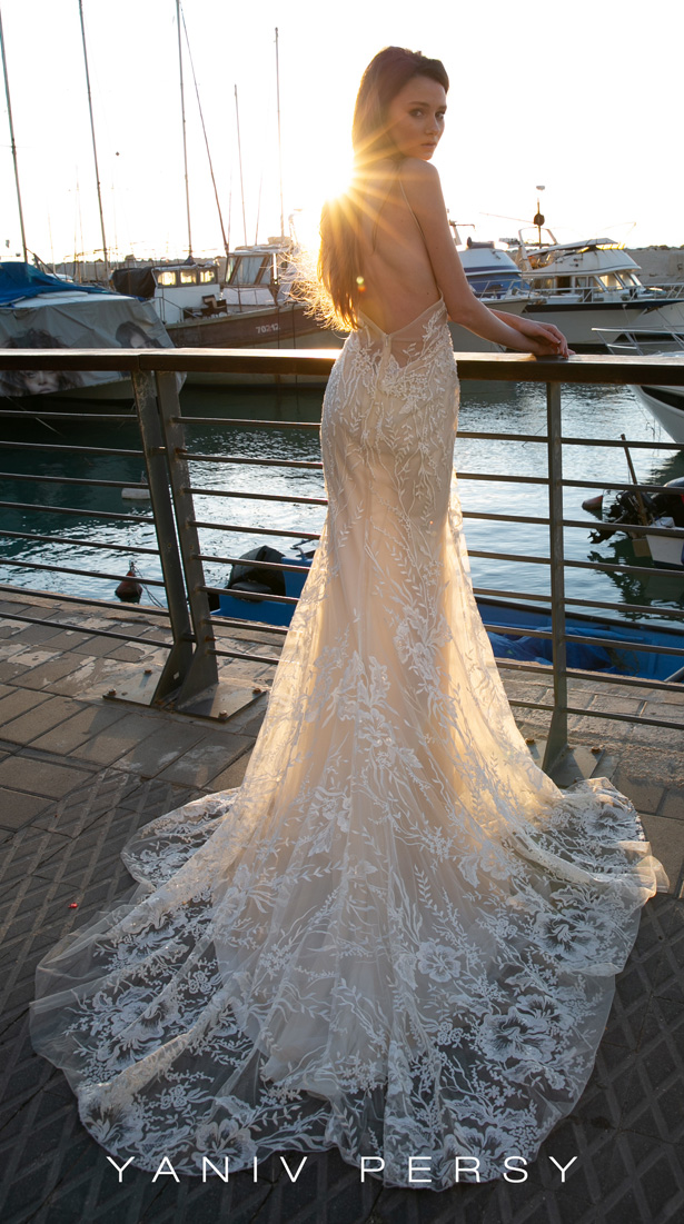Yaniv Persy Wedding Dress - Sophia