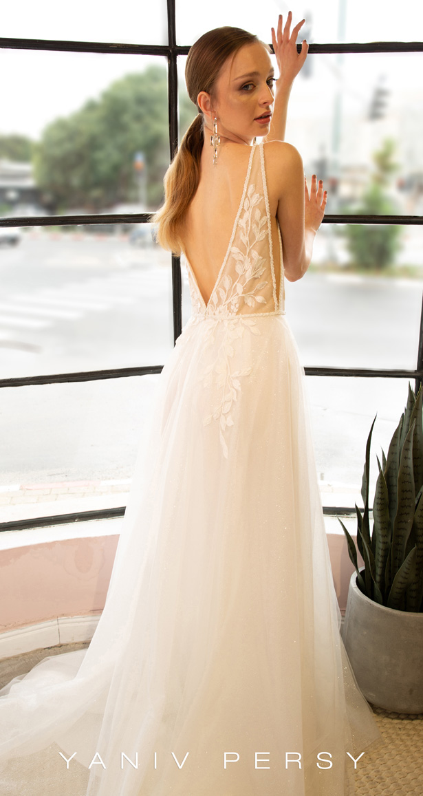 Yaniv Persy Wedding Dress - Ariana