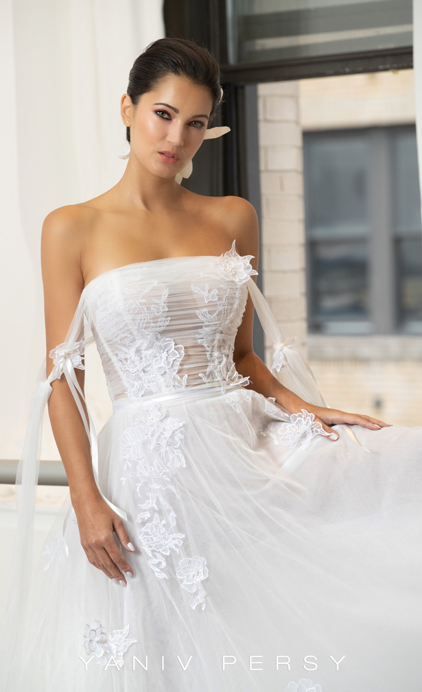 Yaniv Persy Wedding Dress -Couture 2020