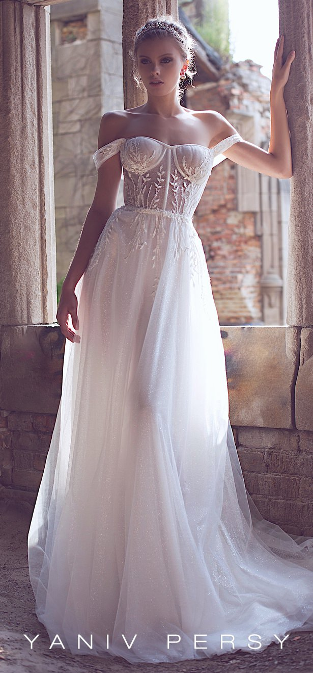 Yaniv Persy Wedding Dress - KIM