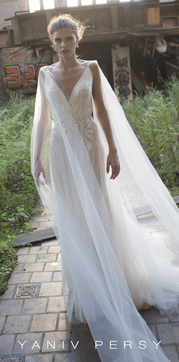 Yaniv Persy Wedding Dress - Lucy