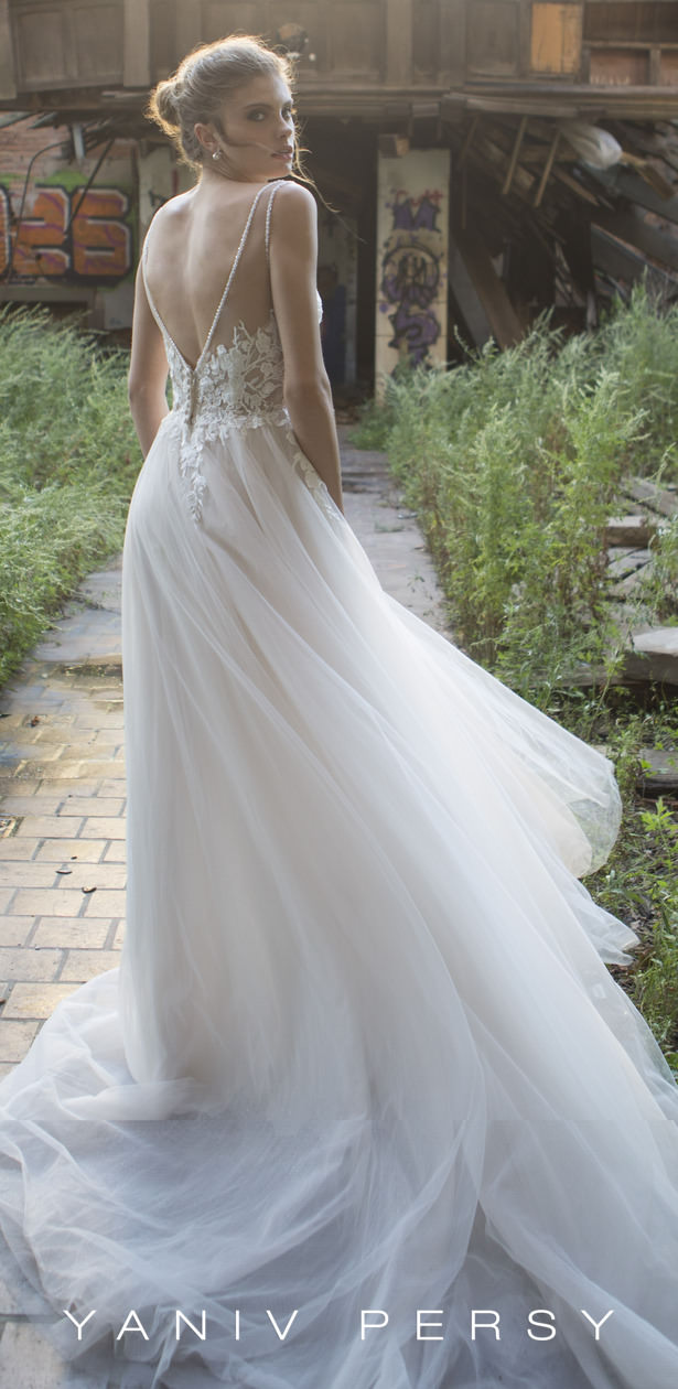 Yaniv Persy Wedding Dress - Sienna