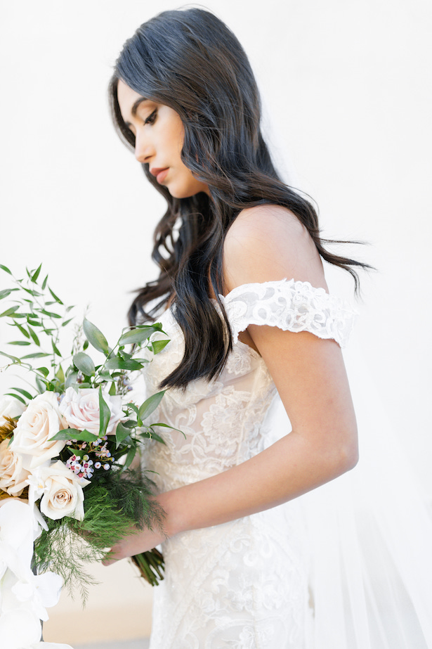 Sophisticated Bride - Sparrow and Gold Photography