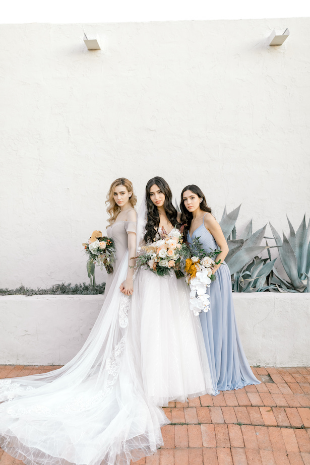 Southwest Romance Wedding Inspiration Allure Bridals -Sparrow and Gold Photography