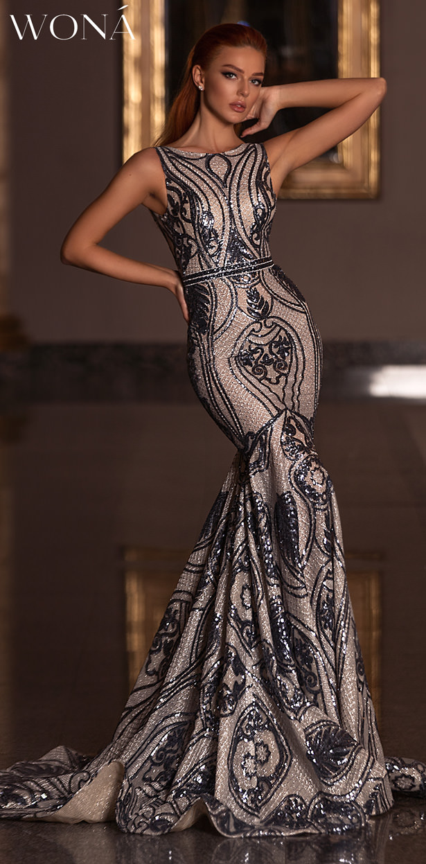 Wona Evening Dresses -20103