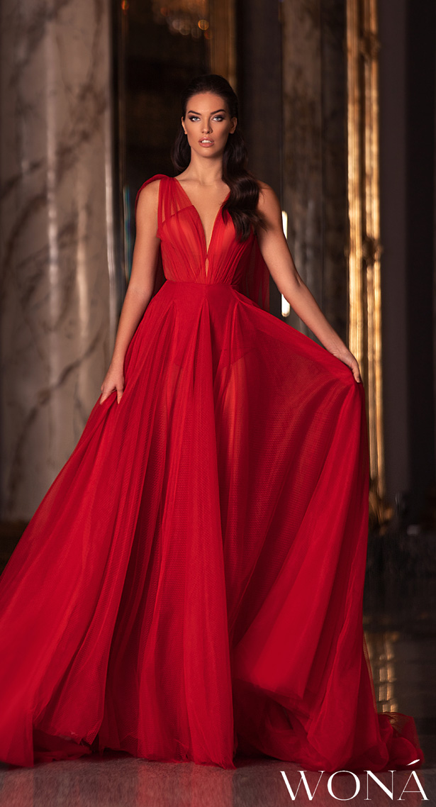 Wona Evening Dresses -20401